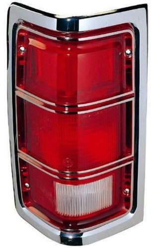 Dodge Ram Charger/Trail Dustr/P/Up 81-87 Tail Light Passenger Side