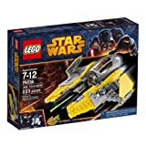 Jedi Interceptor LEGO® Star Wars Set 75038