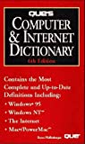 Que's 1996 Computer and Internet Dictionary