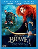 Brave (Collector's Edition) (Blu-ray + DVD) (Bilingual)
