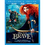 [US] Brave (2012) Collector&#39;s Edition [Blu-ray + DVD]