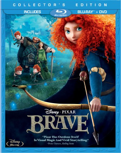 Brave Three Disc Collectors Edition Blu ray