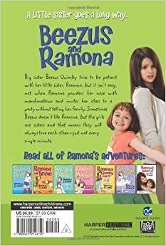 Beezus and Ramona Movie Tie-in Edition (Ramona Quimby (Harper ...