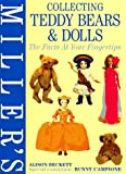 img - for Collecting Teddy Bears & Dolls: The Facts at Your Fingertips book / textbook / text book