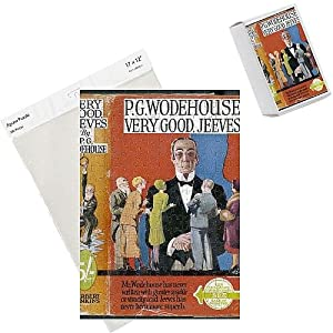 Photo Jigsaw Puzzle Of Jeeves a Wooster