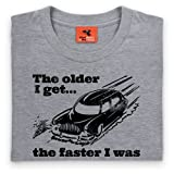 Autosport Faster T Shirt, Ladies