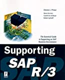 img - for Supporting SAP R/3 book / textbook / text book