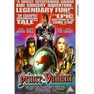 katherine heigl prince valiant