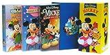 echange, troc Coffret Mickey 3 VHS : Mickey, il était une fois Noël / Les Amours de Printemps / Mickey à la montagne
