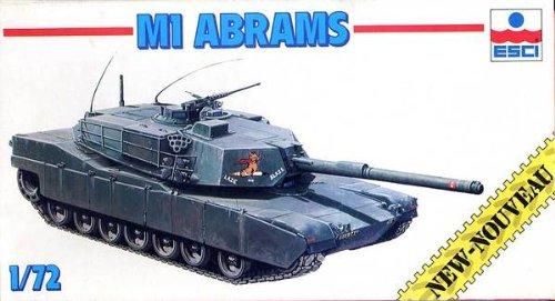 ESCI M1 Abrams