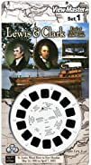 View-Master 3D 3-Reel Card Lewis   Clark Set 1