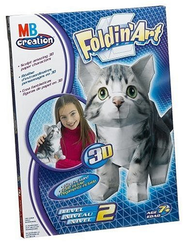 Foldin Art - Kitten - 1
