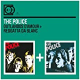 2 for 1: Outlandos D&#39;amour/Regatta De Blancvon &#34;the Police&#34;