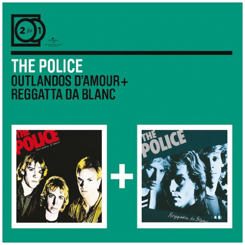The Police - Regatta de Blanc (Remastered) - Zortam Music