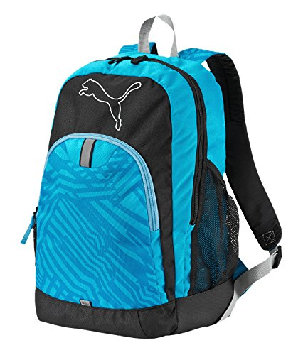 Puma unisex Zaino Rucksack Echo Backpack, Blu - Blu - Atomic blue, Taglia unica