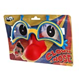 Elope Clown Nose (Color: Multicolored, Tamaño: One Size)
