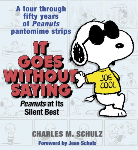It Goes Without Saying: Peanuts at Its Silent Best