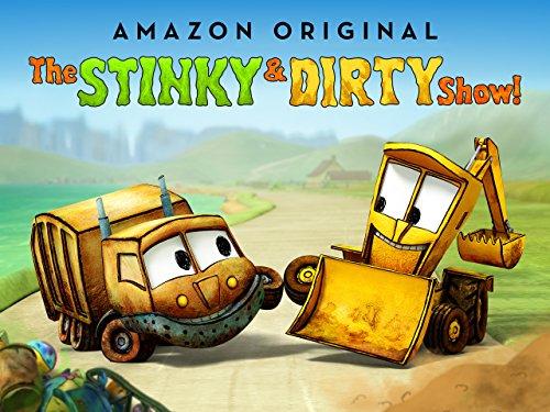 The Stinky & Dirty Show - Season 1