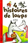 4 histoires de loups par Rocard