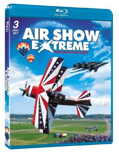 Air Show Extreme: The Sky's The Limit (Blu-ray/ 3-Disc)