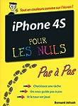 iPhone 4S Pas � pas Pour les Nuls
