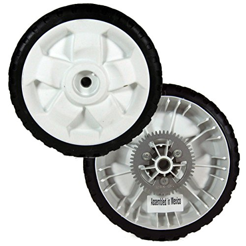 Genuine Toro Wheels Part # 119-3822 SET OF 2 (Toro Personal Pace compare prices)
