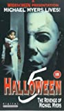 Halloween 5 - The Revenge Of Michael Myers [VHS]