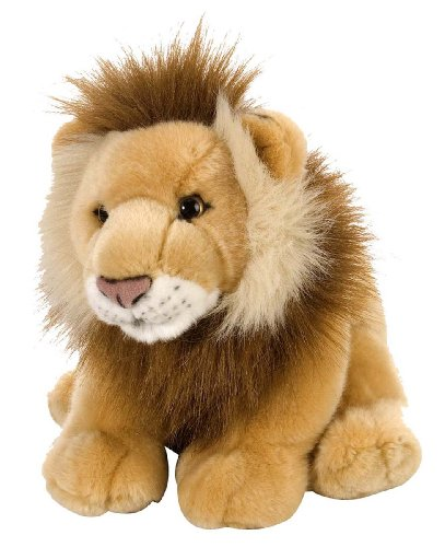Cuddlekins Lion Plush : 11 inch Stuffed Toy Animal