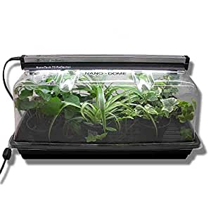 National Garden Wholesale Sunblaster Nano Dome Propagation Combo Kit Plant