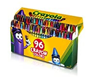 Crayola Classic Color Pack Crayons, W…