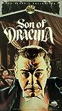 Son of Dracula [VHS]