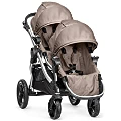 Baby Jogger 2014 City Select Stroller w 2nd Seat, Quartz by BaJogger