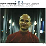 Berio - Feldman - Naturale, Chemin II, Rothko chapelel, The viola in My Life II