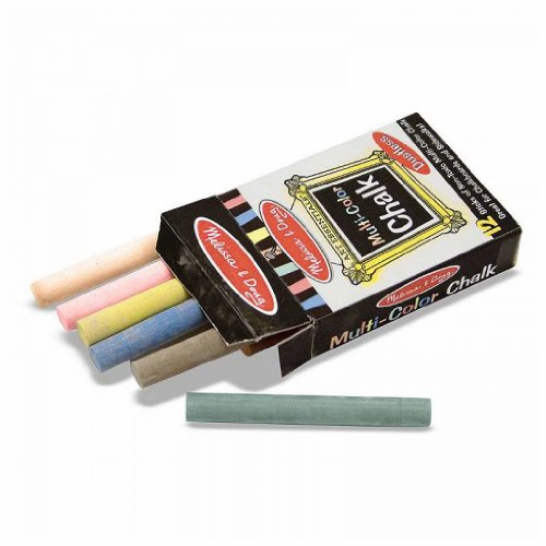 Multi-Colored Chalk (12 pc) (Pack of 11