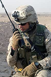 Kharma, Iraq, during Operation IRAQI FREEDOM, 12/06/2005: Posters