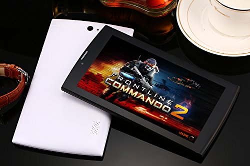 4G LTE White 7 inch 8 core Tablet PC Octa Cores 2560X1600 IPS RAM 4GB ROM 32GB 13.0MP WIFI 4G Dual sim card Wcdma+GSM Tablets PCS Android5.1