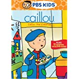 Caillou - Caillou the Creative ~ Ellen David