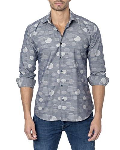 Jared Lang Men's Spread Collar Shirt