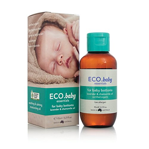 ECO. Baby Essentials Bottom Oil 95ml/3.21 fl.oz - 1