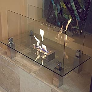 Nu-Flame Fiero Ethanol Fireplace