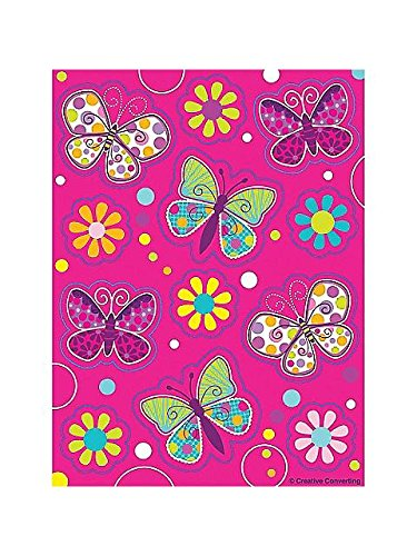 Butterfly Sparkle Sticker Favors (2 Sheets)