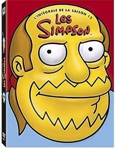 Les Simpson - La Saison 12 [Coffret Collector - Édition limitée]