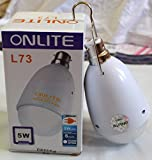 SparxGlobal - ONLITE Rechargeable Emergency Light Ac/Dc Rechargable Bulb Emergency Lamp