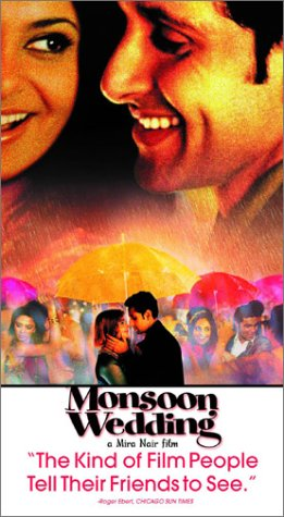 Monsoon Wedding [VHS]