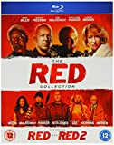 The RED Collection (Red/Red 2) [Blu-ray] [UK Import]
