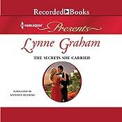 The Secrets She Carried | [Lynne Graham]