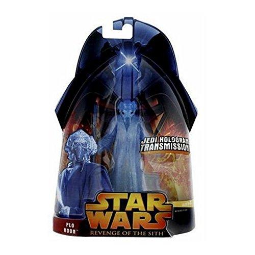 Star Wars 2005 ROTS Plo Koon #66 - Hologram