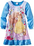 Komar Kids Girls 2-6X Princess And Friends Long Sleeve Disney Nightgown