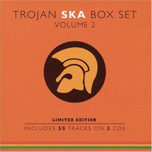 Trojan Ska Box Set Volume 2
