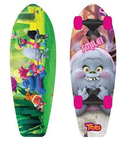 PlayWheels-Trolls-21-Wood-Cruiser-Skateboard